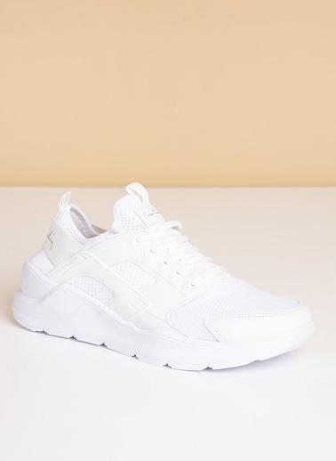Pierre Cardin Sneakers Beyaz